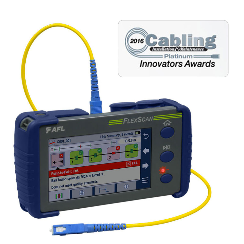 AFL OTDRs & Test Equipment
